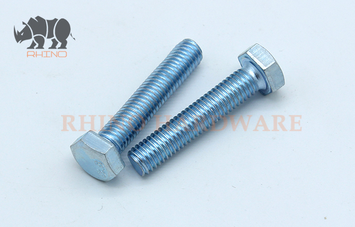 DIN933 Hex Bolt Full Thread