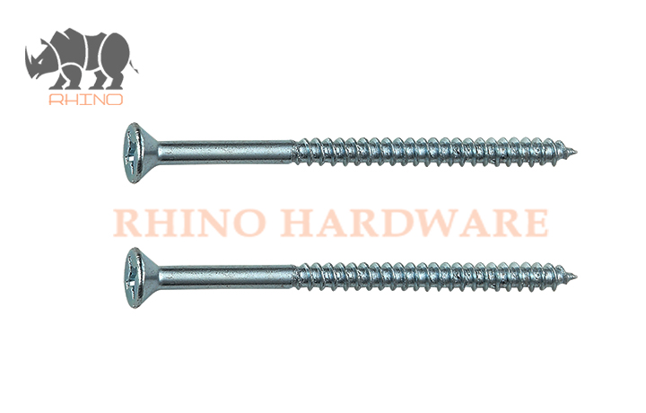 Phill Head Chipboard Screw