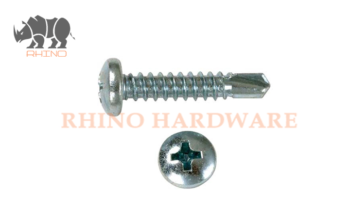 Pan Head Self Drilling Screw ZP