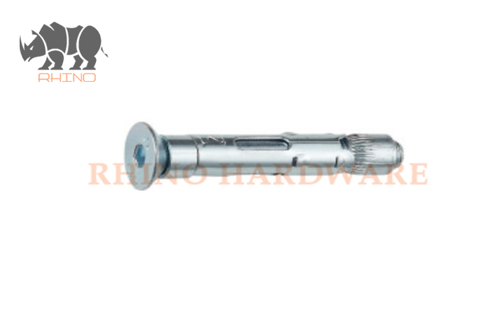 Sleeve Anchor with DIN7991 Countersunk Bolt